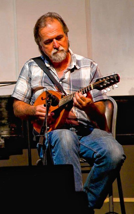 David Surette will be one of the featured performers at Concord Community Music School's annual March Mandolin Festival this weekend. Surette teaches regularly at the music school. Courtesy of Concord Community Music School