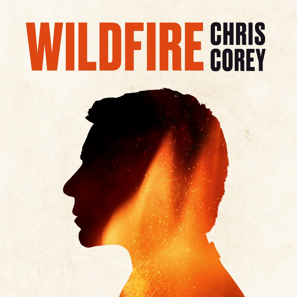 Blending the best elements from pop, rock, folk, Britpop, blues, top 40, country and 80's new wave, Chris Corey releases 'Wildfire'