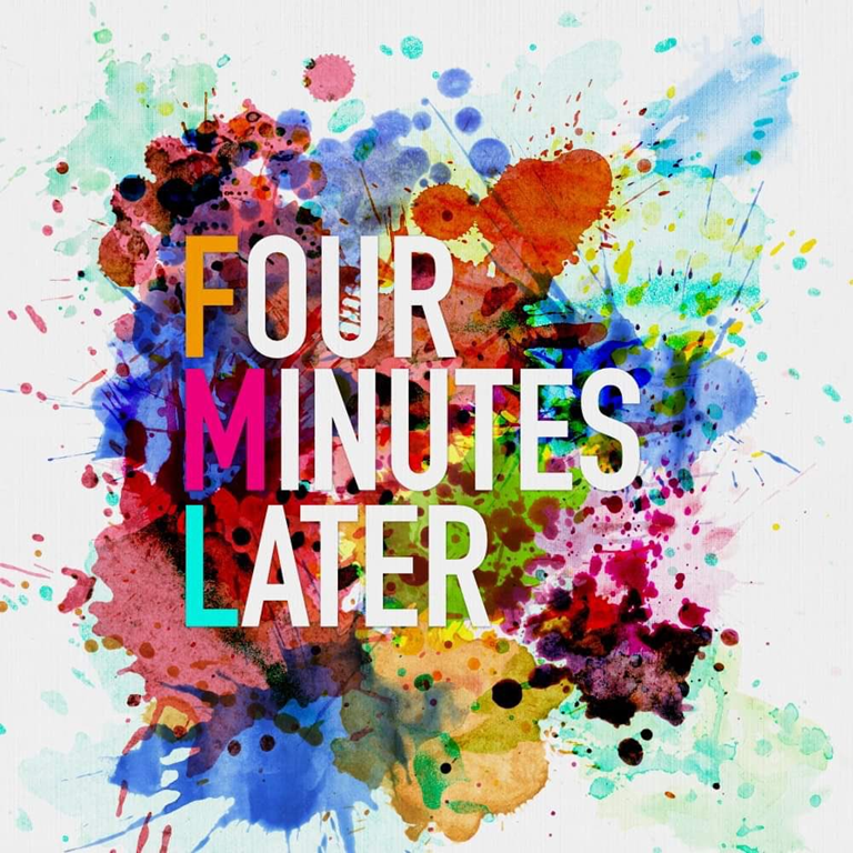 #whois4ml ? Find out more here as they drop dope EP '4 Minutes Later'