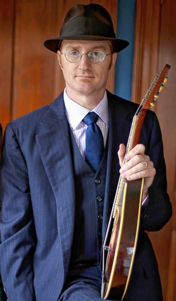 Flynn Cohen will be one of the featured performers at Concord Community Music School's annual March Mandolin Festival this weekend. Courtesy of Concord Community Music School