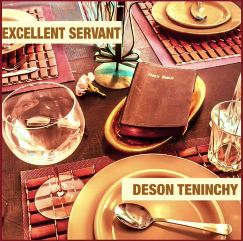"""Excellent Servant"" from Brooklyn rap star 'Deson Teninchy' is one of those rare songs that takes hold of the listener and demands their attention."