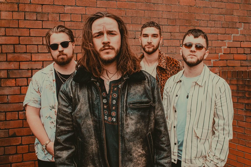 RECORD NICHE ALTERNATIVE ROCK DROP OF THE WEEK: The North's 'Bad Luv' are fresh out of the studio to drop an alcohol anthem with a different message in 'Liquid Love'