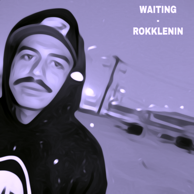A Niche Drop from Jersey: Rokklenin releases new single and video 'Waiting'