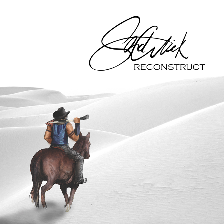 """Things were so much easier when I had someone by my side"" sings melodic Dutch artist 'Sandwick' as he presents his album 'Reconstruct' to be released on 13 March 2020"