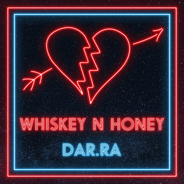 NEW ARTIST OF THE WEEK: Carving a Niche Rock and EDM fusion of massive cinematic pop proportions,  'Dar.Ra' releases a big E.P with 'Whiskey n Honey'