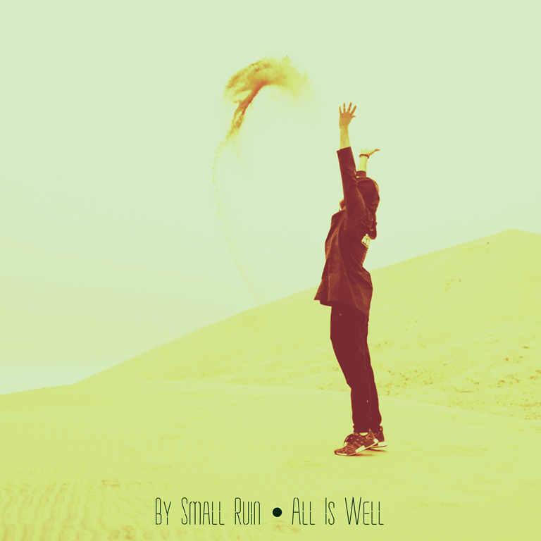 "RECORD NICHE SINGLE OF THE WEEK: By Small Ruin sings ""We're helping ourselves All Is Well"" as he warms up global fans during the Corona Virus Pandemic"