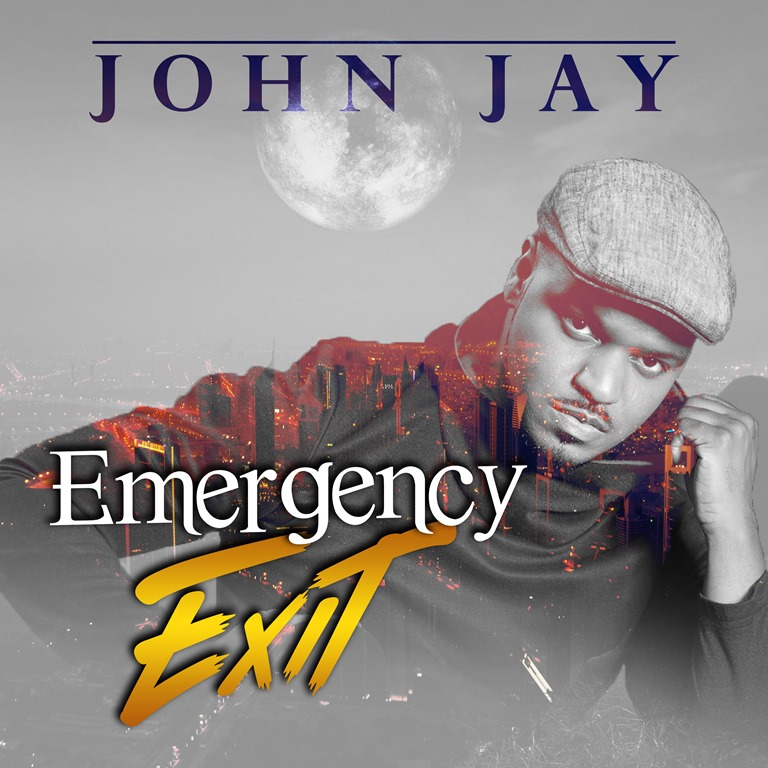 RECORD NICHE GOSPEL LEGENDS OF GLORY IN 2020: Rise Up with the incredibly talented 'John Jay' who drops some of the best acapellas and singles since the 2000's with the inventive vocally led spiritual album 'Emergency Exit'