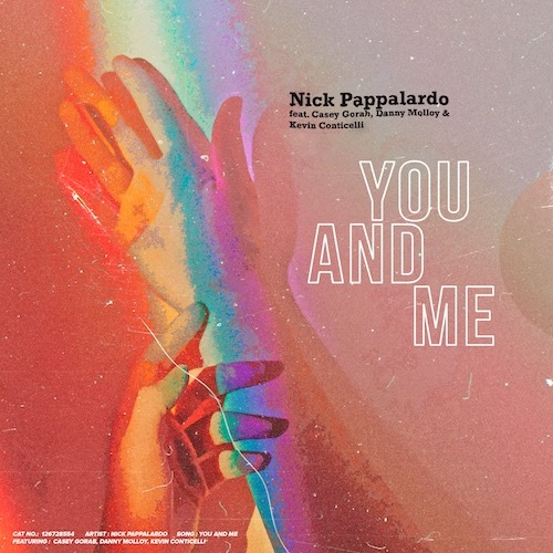 SMOKING HOT NEW JAZZ-FUNK AND SOUL: 'Nick Pappalardo' releases a smooth, funky, jazzy, vocal phenomenon with the 'Rah Band' esque 'You and Me'