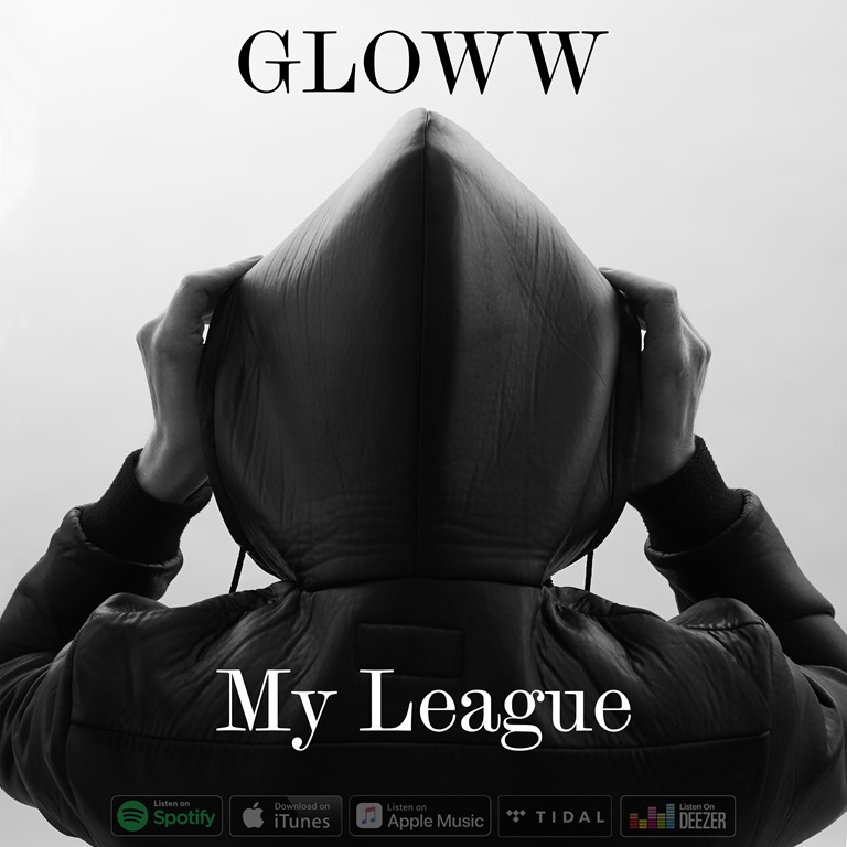 'GLOWW' unleashes a dreamy, electronic, transcendental, classy ethereal pop release with 'My League' taken off his dreamy epic album 'Metamorphoses'