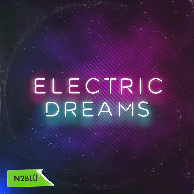 Taking us back to the Niche synth pop eighties with a modern fusion of dance and trance, the prolific dance outfit N2BLÜ unleash their amazing synthetic 'Electric Dreams'