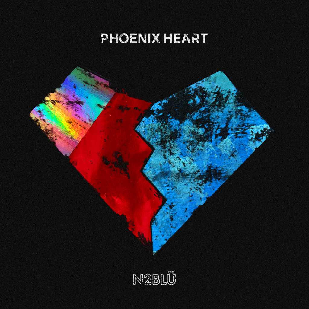 N2BLÜ process pain with pure melodic EDM pop on new single 'Phoenix Heart'