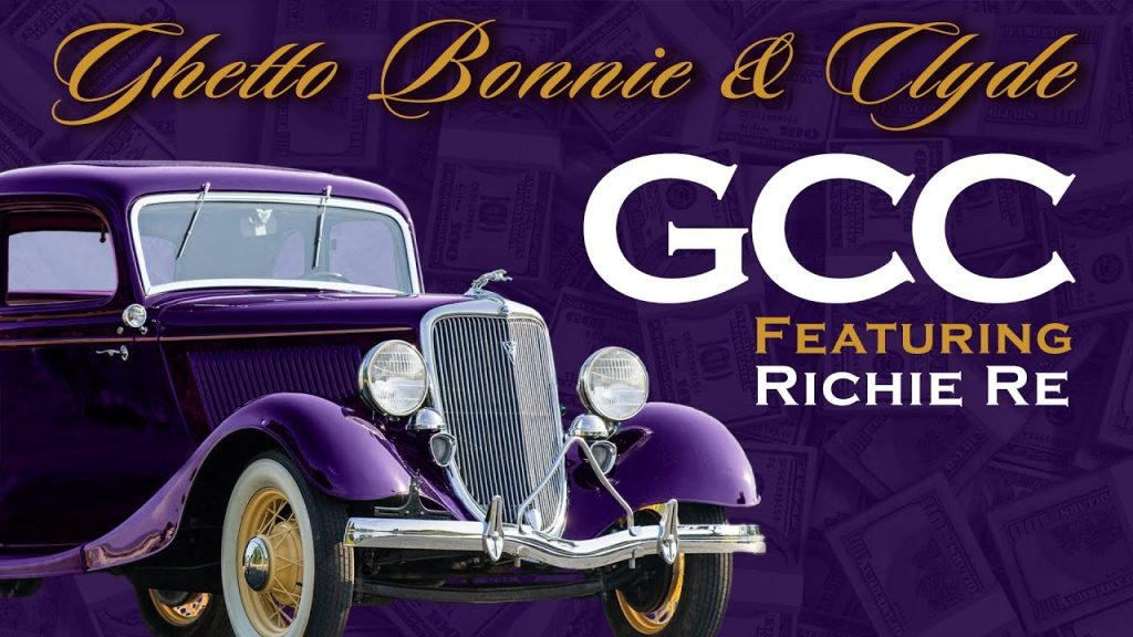 'Ghetto Bonnie & Clyde' is the latest single from Getting Cash Click featuring Richie Re, and is the perfect blend of old-school riding music with a new-school twist