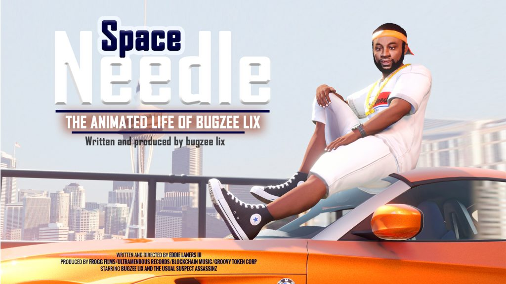 Bugzee Lix is an Indie American rap artist loved internationally for his rap albums and has released his latest project 'Space Needle – The Animated Life of Bugzee Lix'